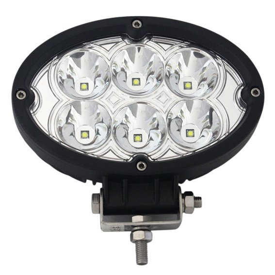 "Iconiq 6"" (152.4 mm) LED Work Lamp"