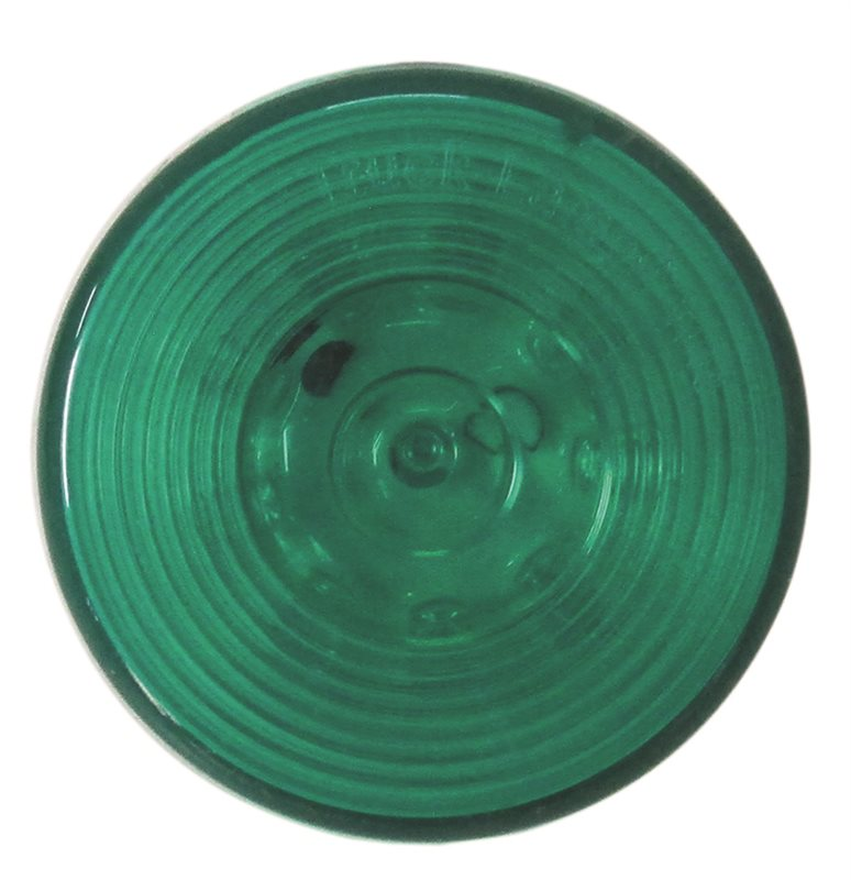 Marker Light  24 V  Green
