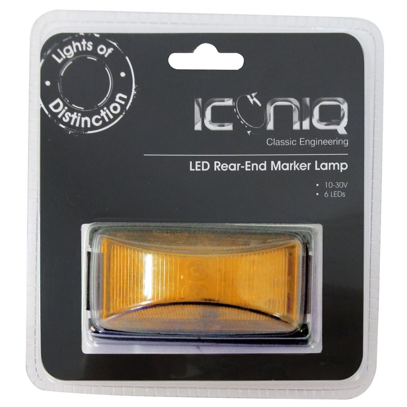 Iconiq LED Rectangular Marker Lamp