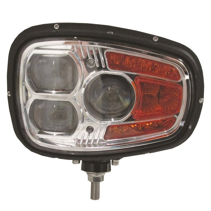 LED Combination Head Lamps Low/High Beam  12 - 36 V  Left or Right