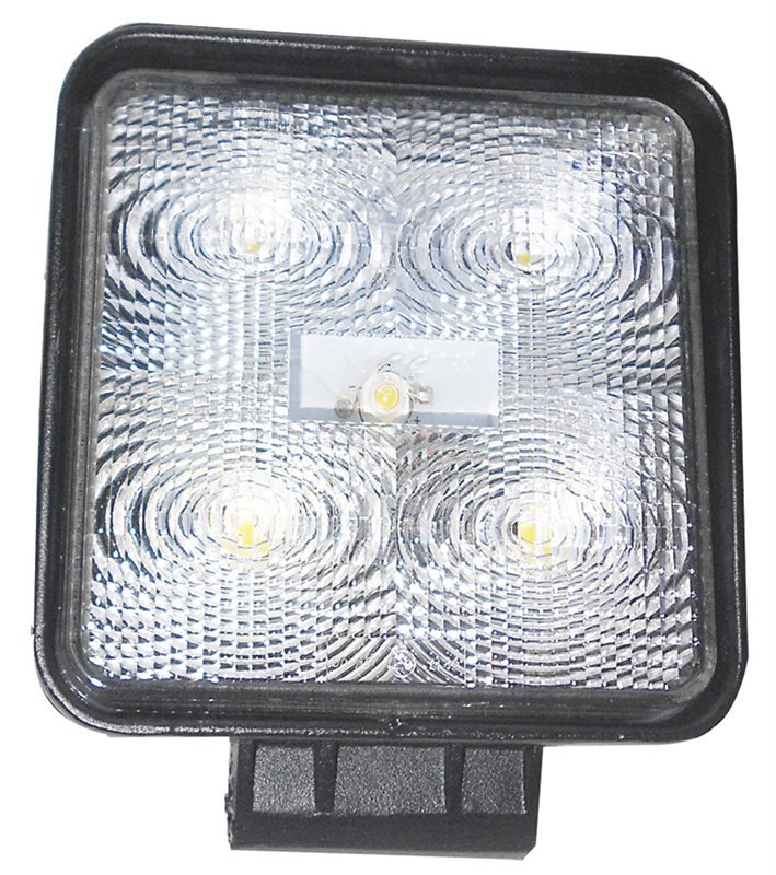 Iconiq Work Light Flood Beam  10 - 30 V  15 w  5 LEDs