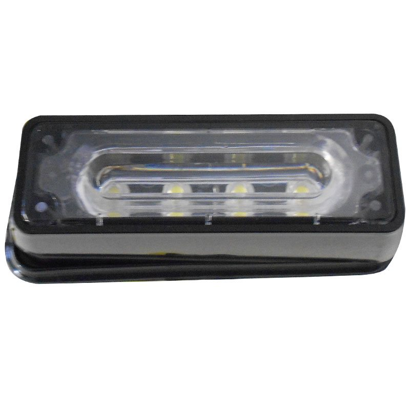 LED Marker Lamp - Clear Lens