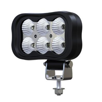 Iconiq 4x4 Rectangular 30 w LED Lamp