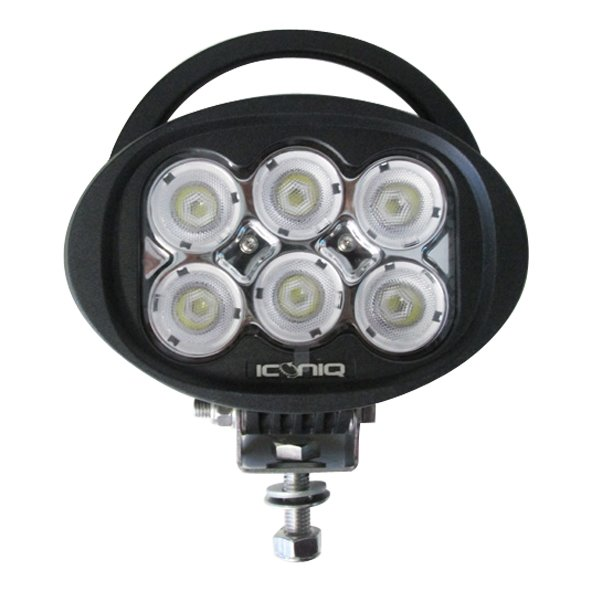 Iconiq 4x4 Oval LED Lamp with Handle