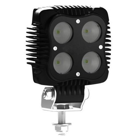 Iconiq 4x4 Square 40 w LED Spot Light