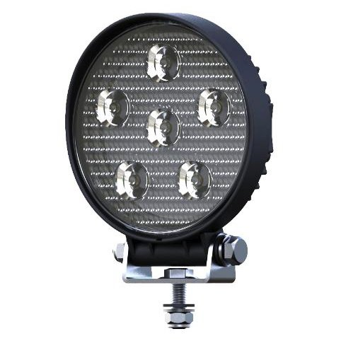 Iconiq 4x4 Round 18 w LED Spot Light