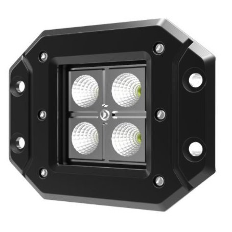 Iconiq 4x4 LED Flush Mount Flood Light