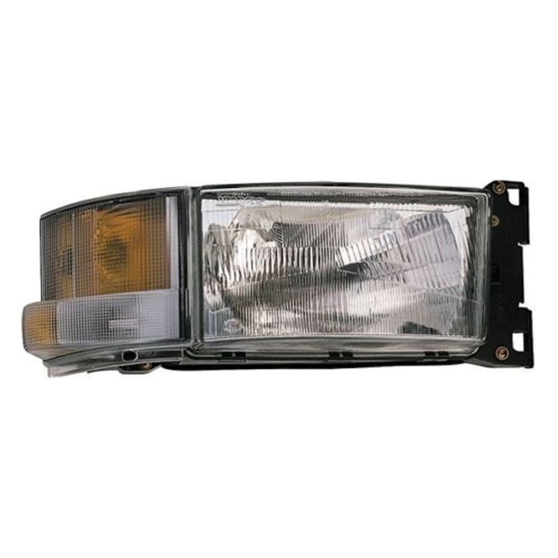 Left or Right Side Headlight (H4, P21W, R10W)