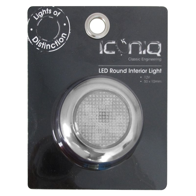 Iconiq Round 20 LED Interior Ceiling Light