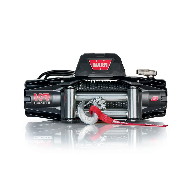 Warn VR EVO 8-Series Winches