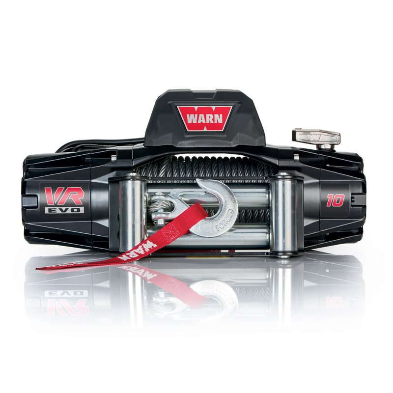 Warn EV EVO 10-Series Winches