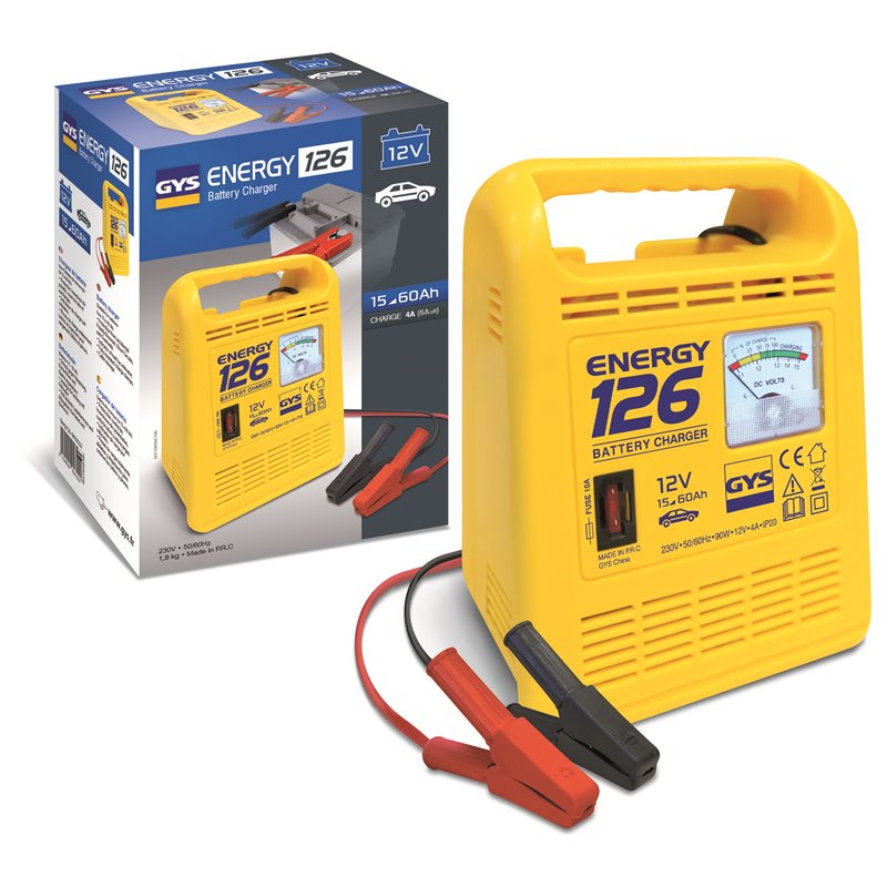 Gys Energy 126 Traditional Battery Charger