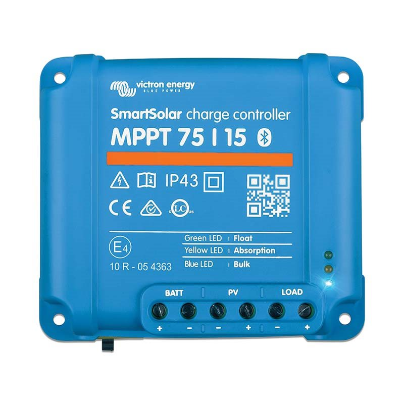 Victron Energy SmartSolar MPPT 75/15 Solar Charge Controller