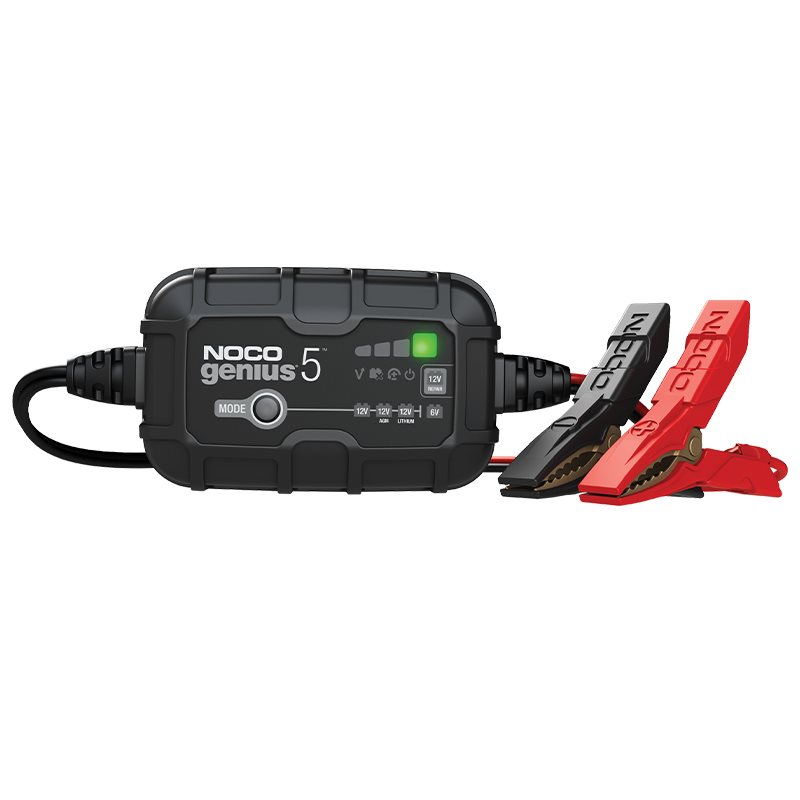 Noco Genius® 5™ Battery Charger \u0026 Maintainer