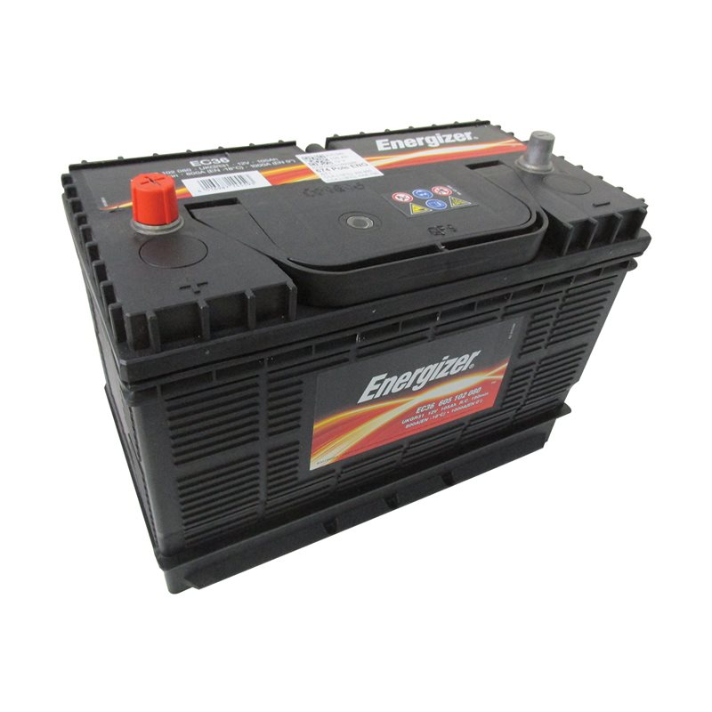 Energizer Premium, Maintenance-Free Battery; 1251E