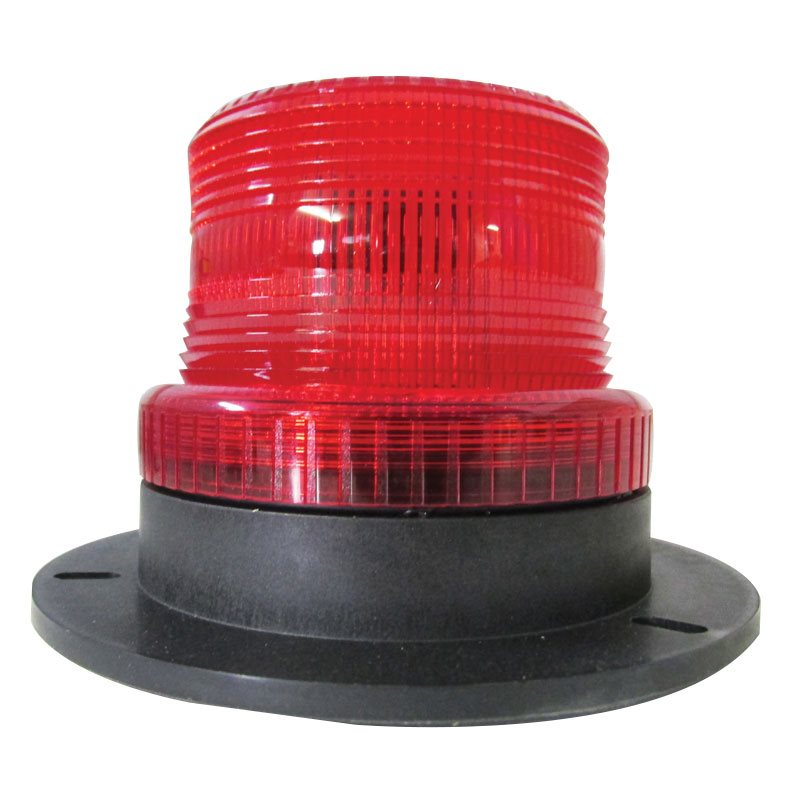 Preco LED Beacon (Red Lens)