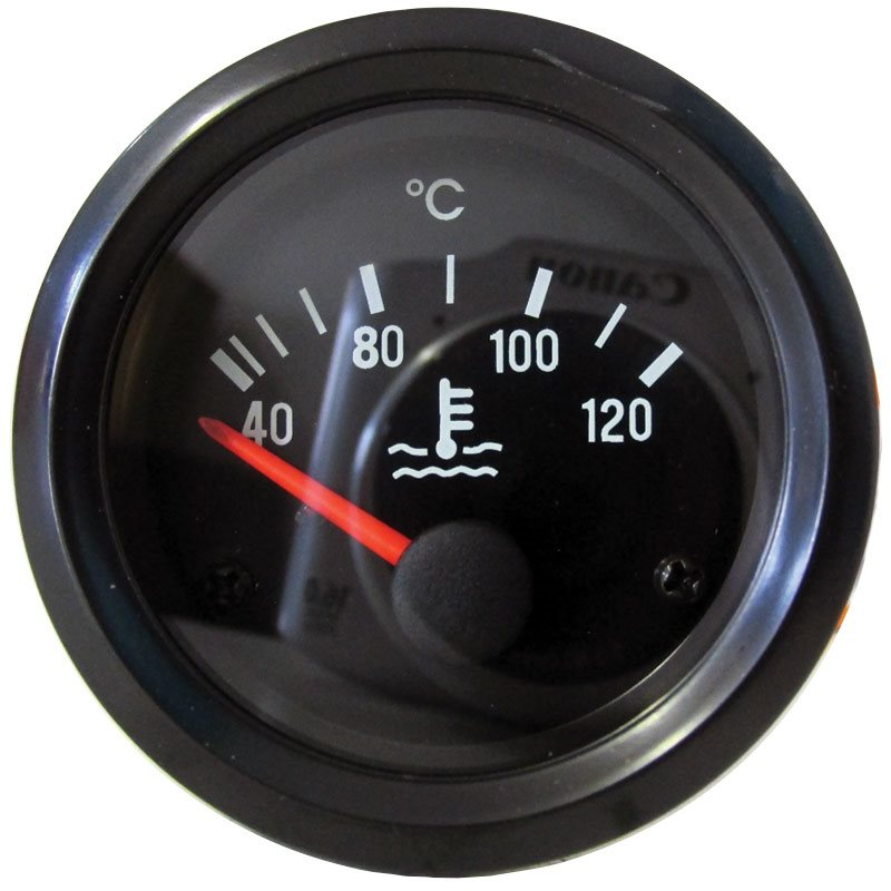 Calibro Water Temperature Gauge (12 V)