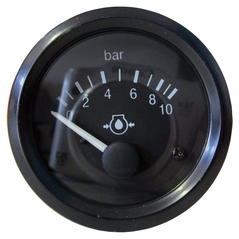 Calibro Oil Pressure Gauge (Electrical)