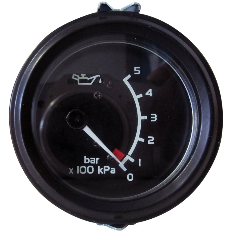 Calibro Oil Pressure Gauge (Mechanical)
