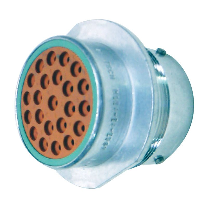 23-Way HD30 Receptacle (Socket)