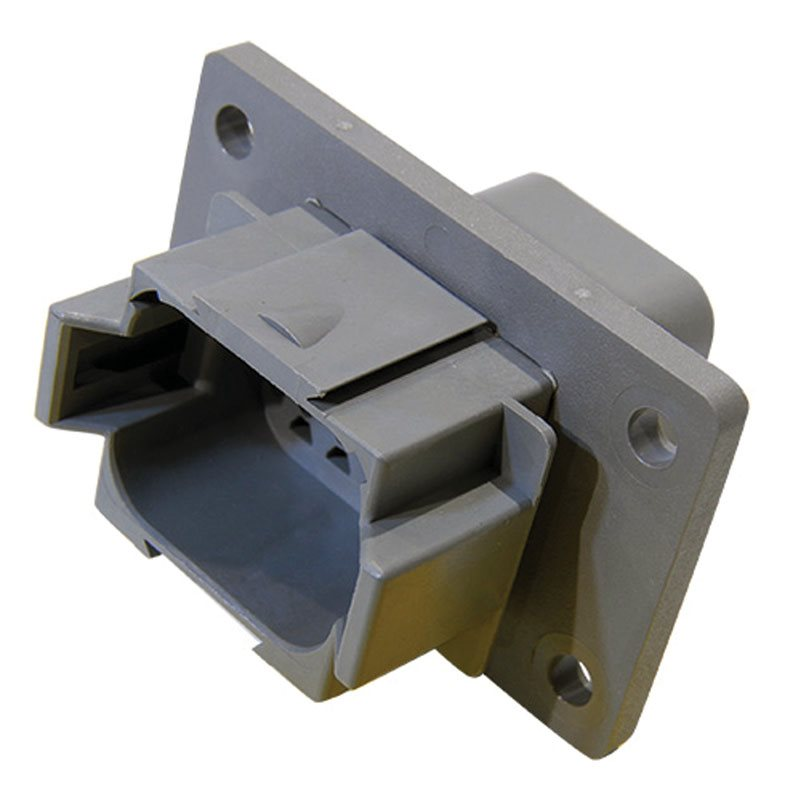 8-Way DT Receptacle L012