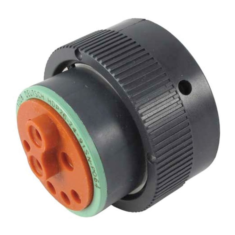 9-Way HDP20 Plug (N Seal)