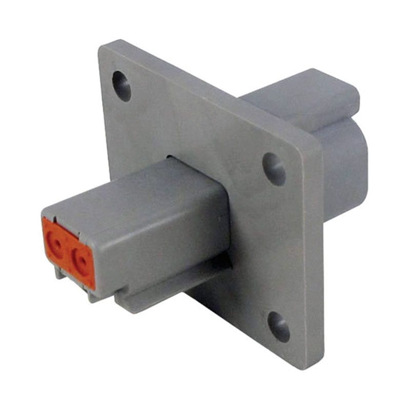 2-Way DT Receptacle L012