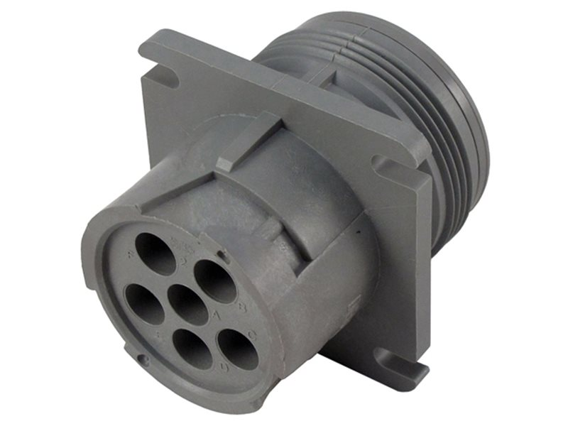 6-Way HD10 Receptacle