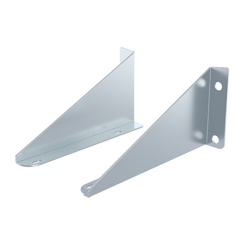 Zinc Plated Brackets for Plastic Water Tank