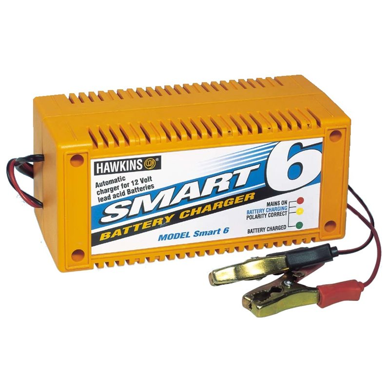 Hawkins Smart 6 Battery Charger