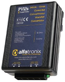 Alfatronix Voltage Converter