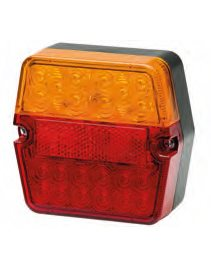 Rear Stop/ Tail/Indicator Multi-functional LED Light