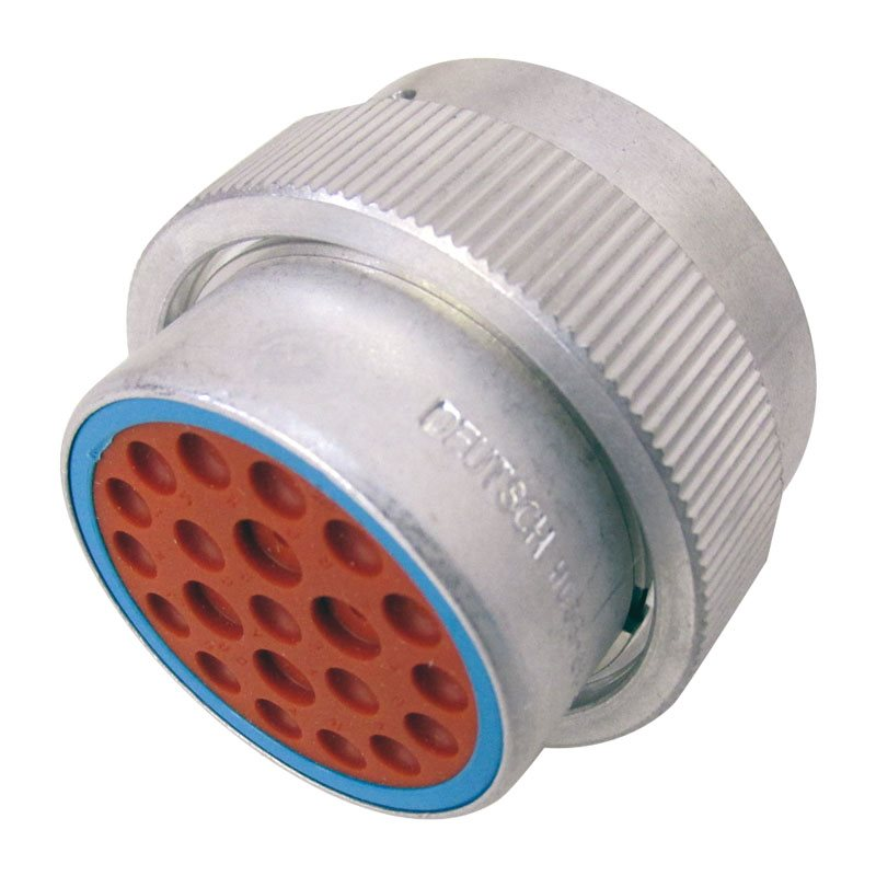 21-Way HD30 Plug (E Seal)