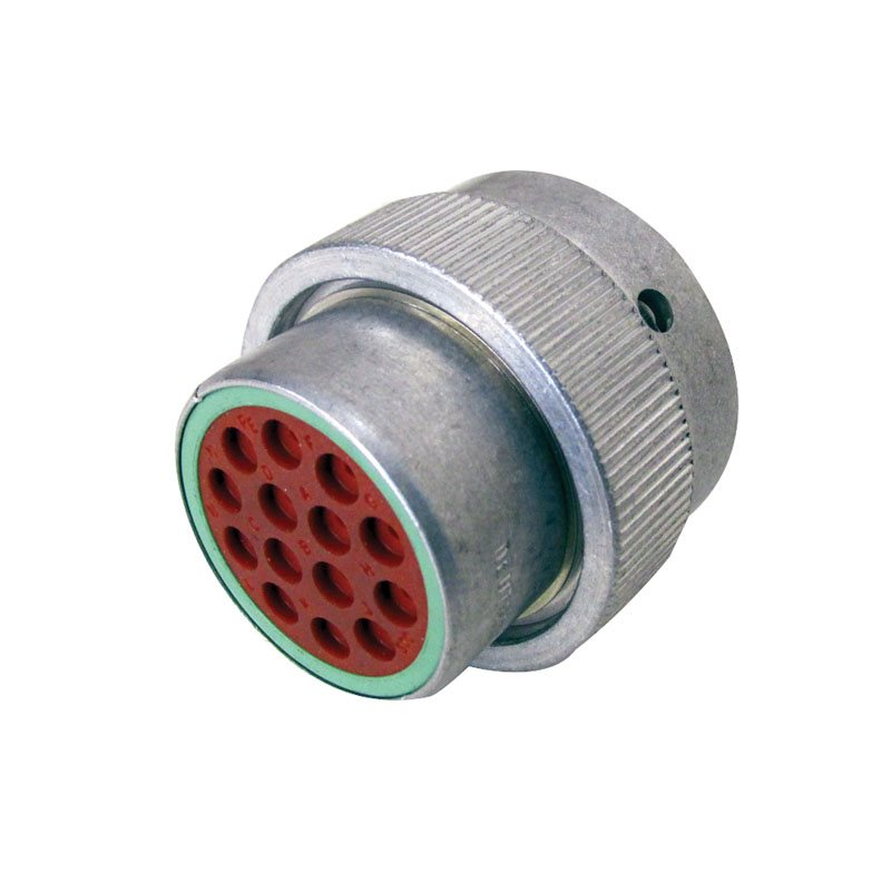 14-Way HD30 Plug (N Seal)