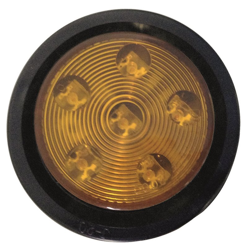 Iconiq LED Round Marker Lamps