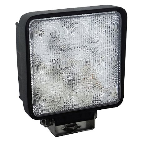 Iconiq LED Square 27 w Work Lamp