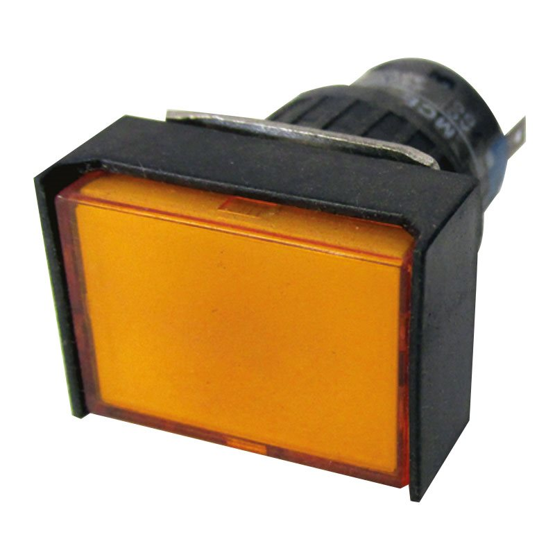 Rectangular Pilot Light