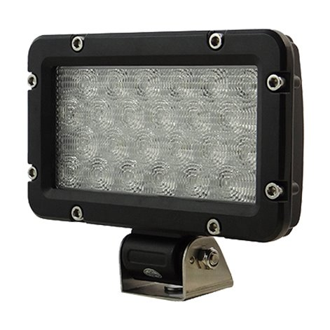 Iconiq LED Rectangular Work Lamp