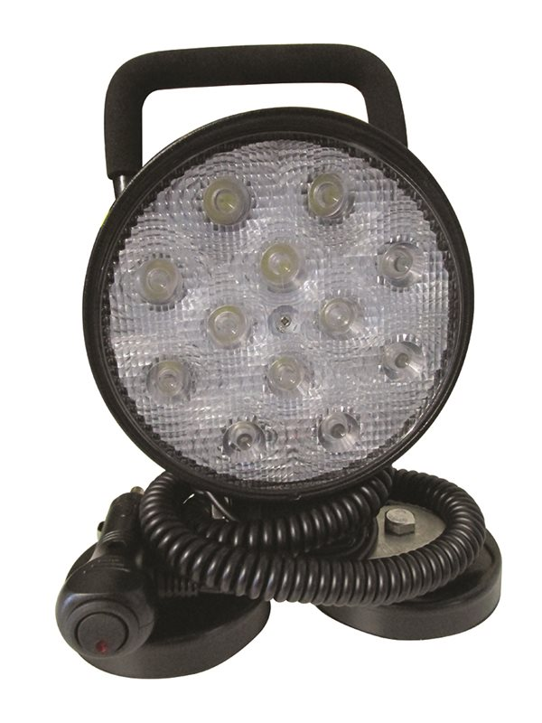 Iconiq LED Work Light Flood Beam  10 - 30 V   36 w   2100 Lumens
