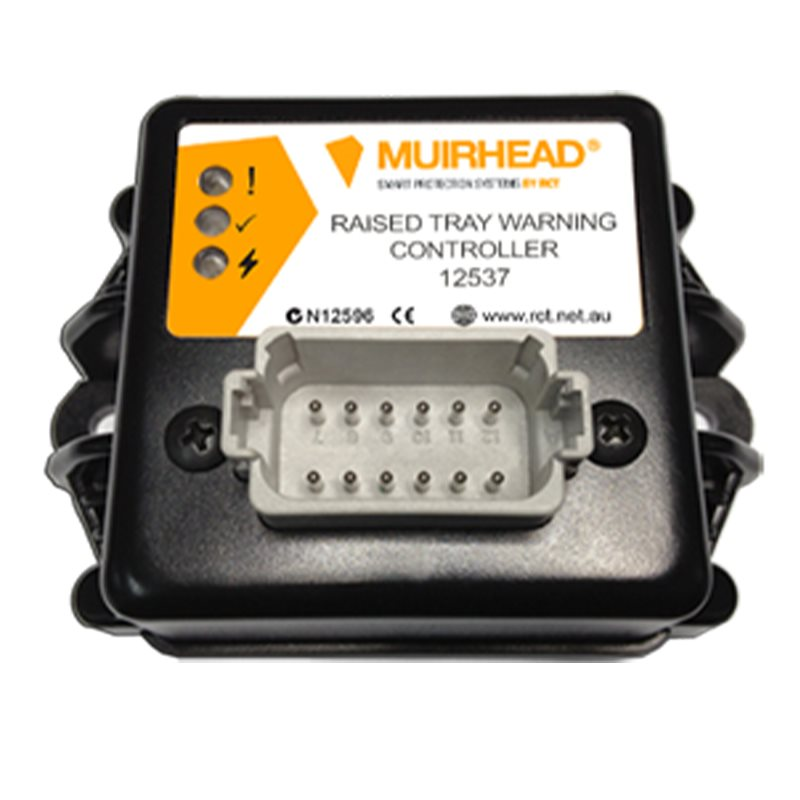 Muirhead Raised Tray Warning Systems