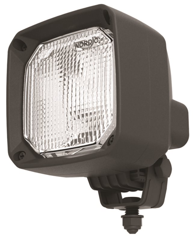 Nordic N25 Work Light Wide Flood or Hi Beam  24 V  H3