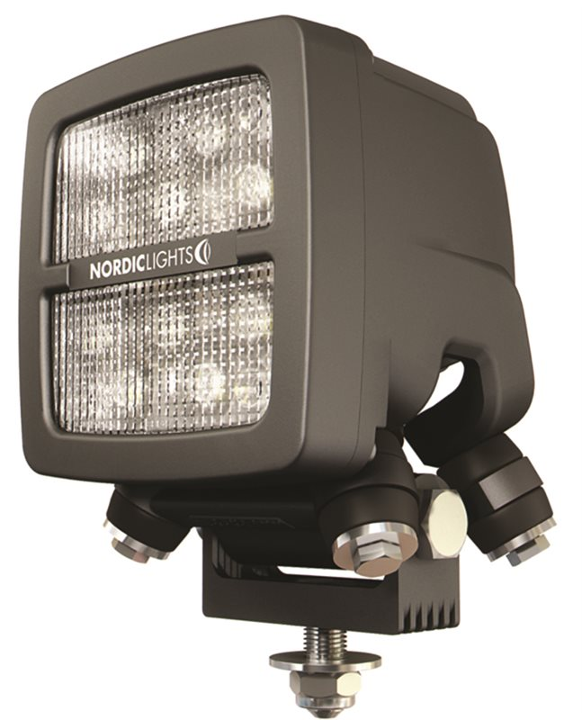 Nordic N4401 QD Scorpius LED Work Light Flood, Wide Flood, High Flood or  Low Beam \t12 - 24 V  50 w
