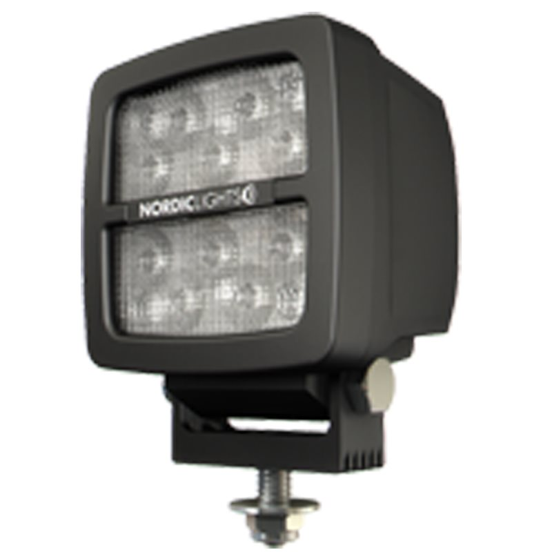 Nordic N4410 TT Scorpius LED Work Light Wide Flood Beam  12 - 24 V  40 w