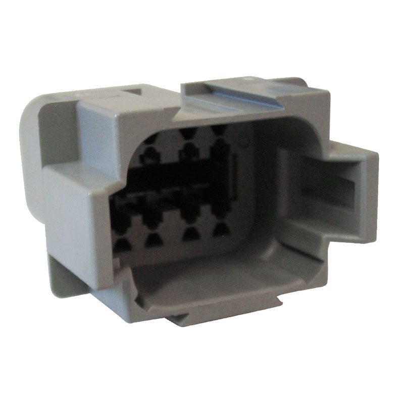8-Way DT Receptacle