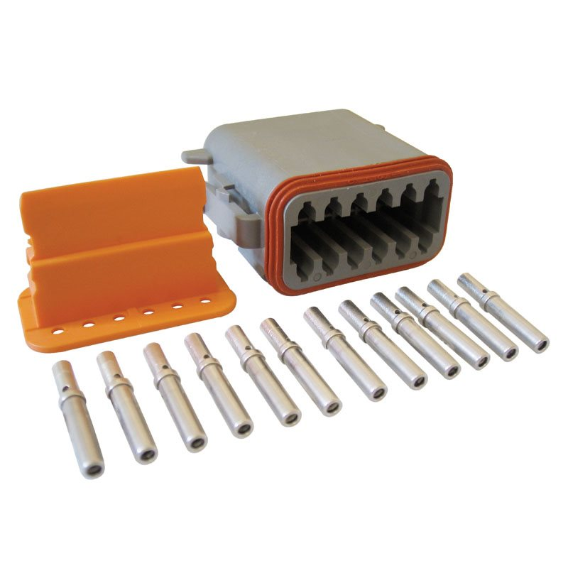 DT Series Male Connector Kits