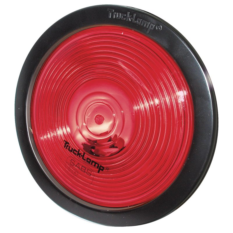Trucklamp  Stop/Tail Lamp Semi-Sealed Red Lens