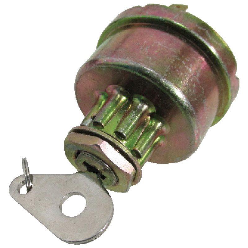 Lucas-Type Ignition Switch