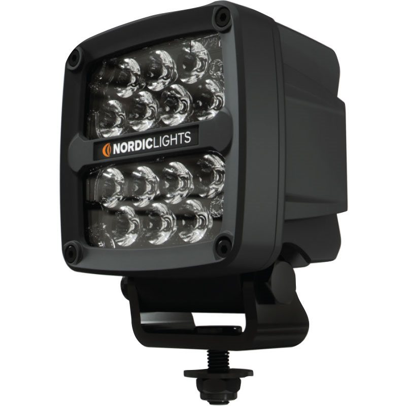 Scorpious Pro 445 Work Lights  High or Wide Flood (Symmetric) Beam