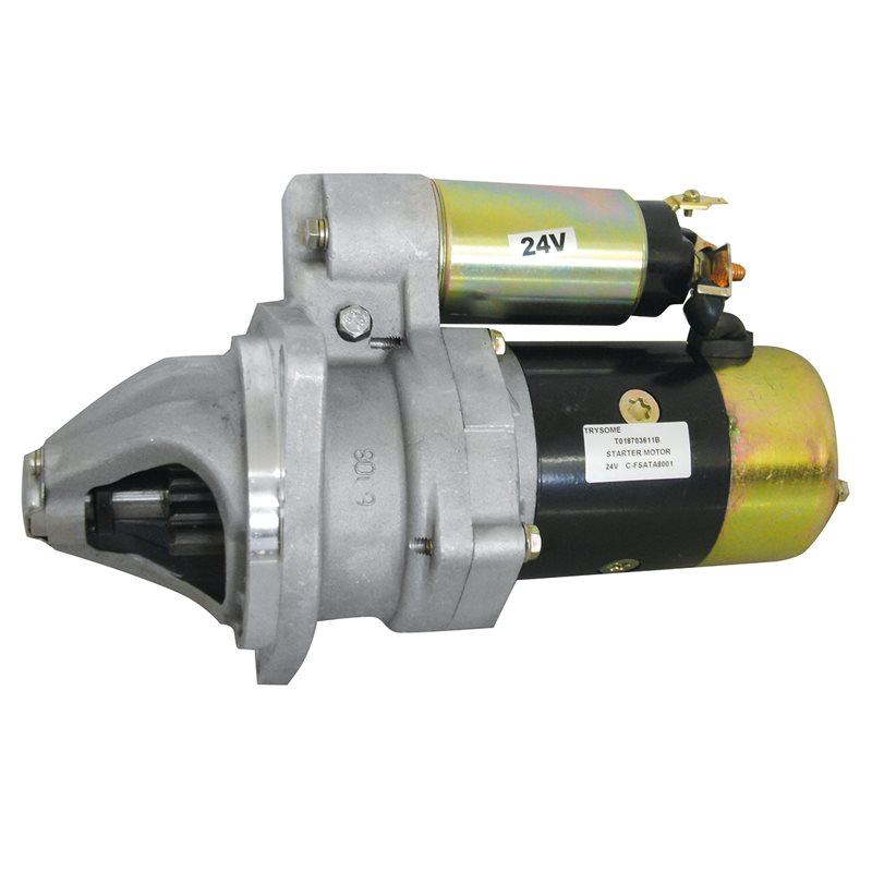 WAI Hitachi-Type  Starter •\t24 V •\t11 Tooth