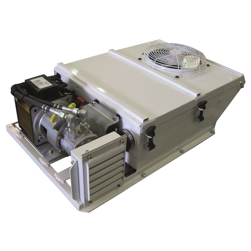 Rencool DRK-9727 Series, Mine Spec External Unit